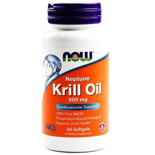 Aceite de Krill 500mg - 60 caps