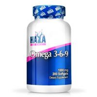 Omega 3-6-9 1000mg - 200 softgels