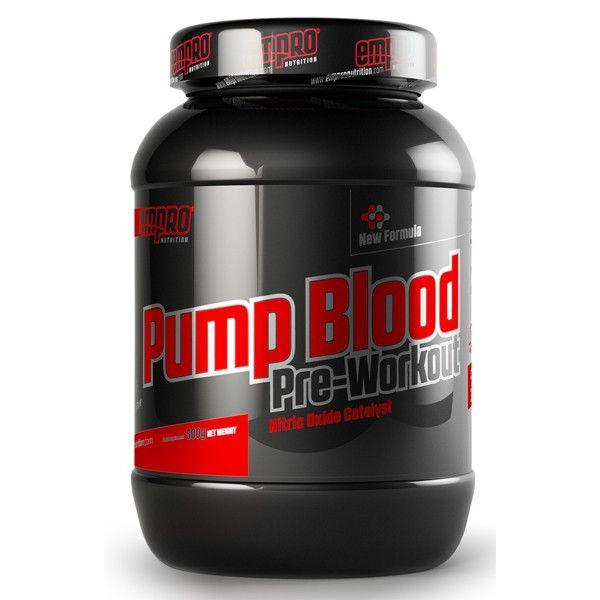 Pump blood pre-workout - 500g