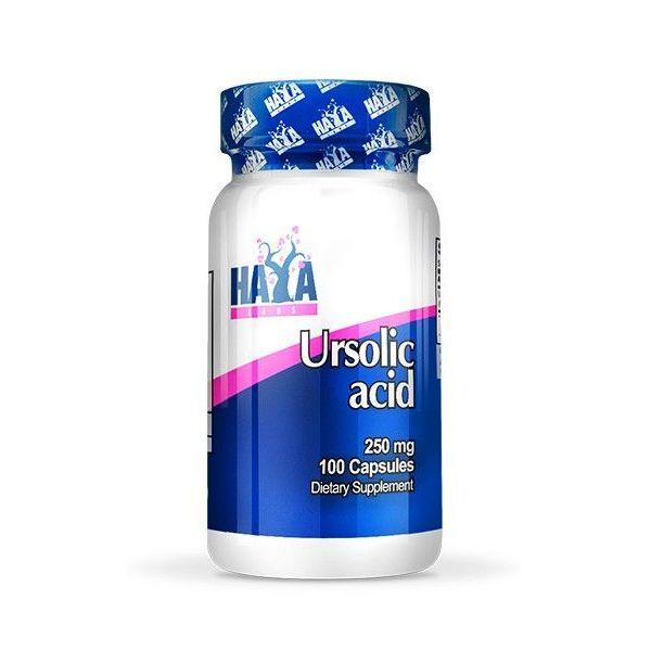 Ursolic acid 250mg - 100 capsules