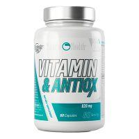 Vitamin & antiox 820mg - 60 caps