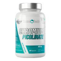 Chromium picolinate 600mg - 60 caps