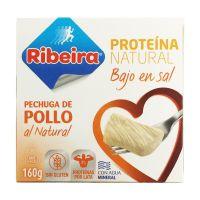 Low salt natural chicken breast - 160g