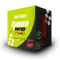 Carbo energy tabs chawable - 32 tabs