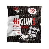 Higums high energy with caffeine - 40g