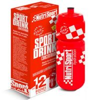 Sport drink concentrate 12 bottle - 41ml + bottle