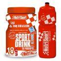 Sport drink iso powder plus b-alanine - 900g + bottle