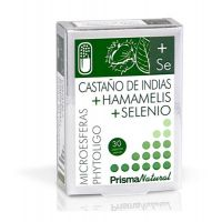 Horse chestnut + hamamelis + selenium - 30 caps
