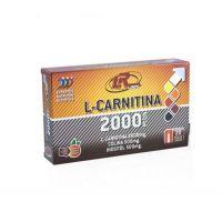 L-carnitine 2000 plus - 20 ampoules