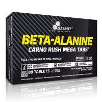 Beta Alanine Carno Rush 80 compresse