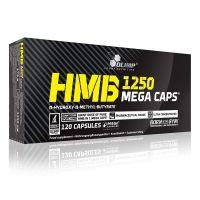 HMB 1250 - 120 Mega Capsules Olimp Sport - 1
