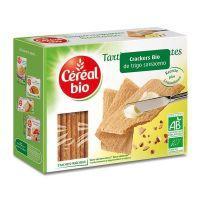 Buckwheat crackers toasted - 145g