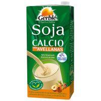 Calcium hazelnut soy drink - 1l