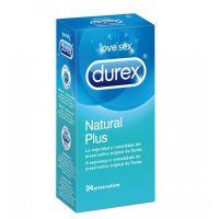 Condoms natural plus