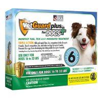 Vetguard plus for medium dogs (vetiq) - 6 month supply VetGuard Plus - 1