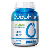 Organic 100% egg protein - 2500g