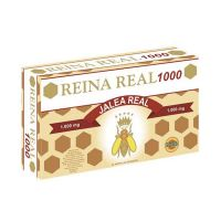 Royal jelly queen real - 1000 mg - 20 amp