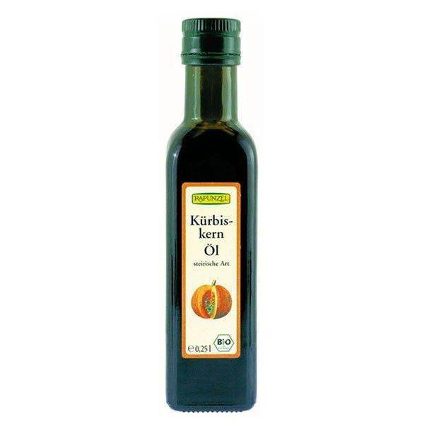 Pumpkin oil rapunzel 250 ml