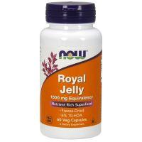 Royal jelly 1500mg - 60 veg capsules