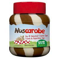 Carob cream duo nuscarobe - 400g