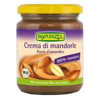 Cream of toasted almonds rapunzel - 250g