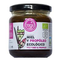 Honey with propolis toca - 270g