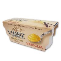 Vanilla rice dessert vitariz - 2 x 100g