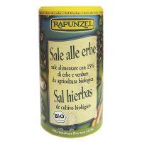 Herbal salt rapunzel - 125g