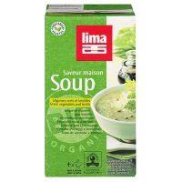 Vegetable soup and lentils lima - 1l Biocop - 1