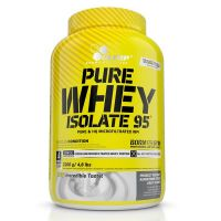 Pure whey isolate 95 - 2.2kg