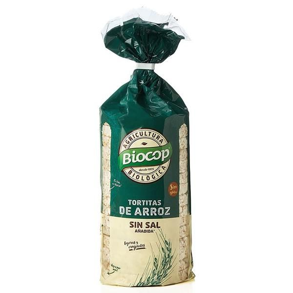 Rice cakes unsalted - 200g