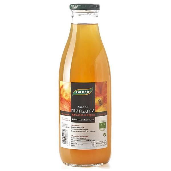 Organic apple juice - 1l Biocop - 1