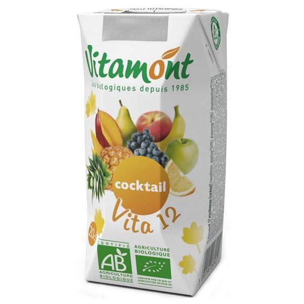 Vita 12 vitamont juice - 6 x 20cl