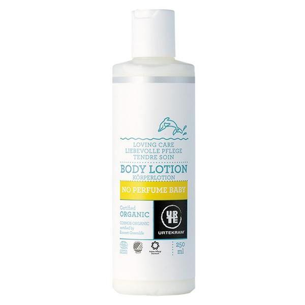 Body lotion baby no perfume urtekram - 250ml