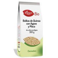 Quinoa balls with agave and maca bio - 300 g