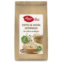 Germinated oat flakes bio - 400 g