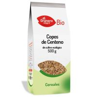 Bio rye flakes - 500 g