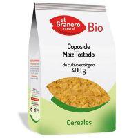 Toasted corn flakes bio - 400 g