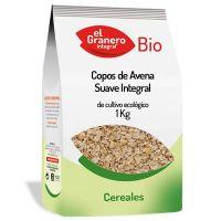 Soft integral oat flakes bio - 1 kg