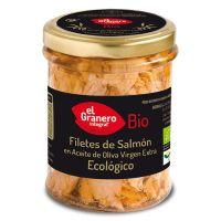 Fillet of salmon bio - 195 g
