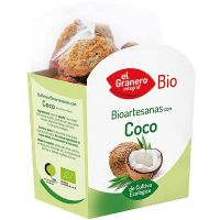 Coconut cookies craft bio - 220 g