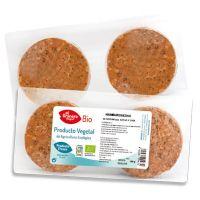 Seiten burger with mushrooms and chia bio (f) - 160 g