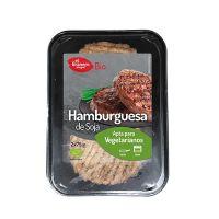 Vegetarian burger bio (2×75 g) - 150 g