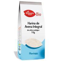 Whole oatmeal bio - 1 kg