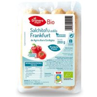 Salchitofu frankfurt style tofu sausages bio (f) - 200 g