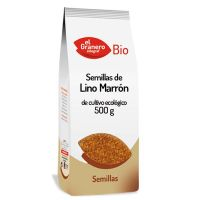 Brown flax seed - 500 g