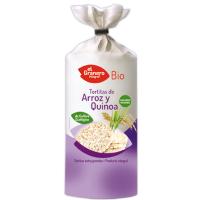 Rice pancakes and quinoa bio - 100 g