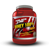 Black line - whey 100% red premium - 2.04 kg