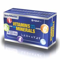 Vitamins & minerals - 60 caps