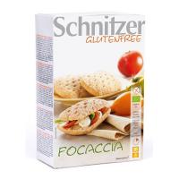 Bio foccacia with herbs gluten free - 220 g